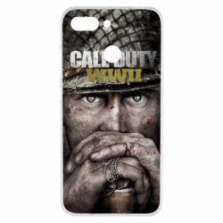 Чехол для Xiaomi Redmi 6 Call of Duty WWII