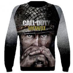 3D реглан (свитшот) Call of Duty WWII
