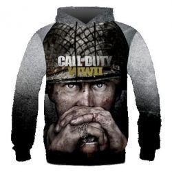 Мужская 3D толстовка Call of Duty WWII