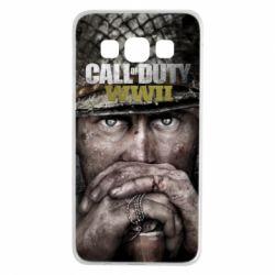 Чехол для Samsung A3 2015 Call of Duty WWII