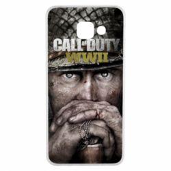 Чехол для Samsung A3 2016 Call of Duty WWII
