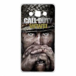 Чехол для Samsung A7 2015 Call of Duty WWII