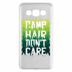 Чехол для Samsung A3 2015 Camp hair don't care