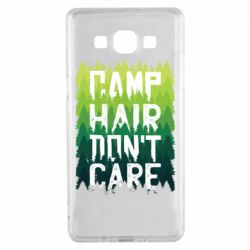 Чехол для Samsung A5 2015 Camp hair don't care