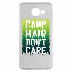 Чехол для Samsung A5 2016 Camp hair don't care
