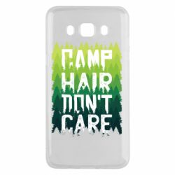 Чехол для Samsung J5 2016 Camp hair don't care