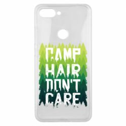 Чехол для Xiaomi Mi8 Lite Camp hair don't care