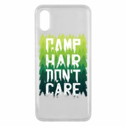 Чехол для Xiaomi Mi8 Pro Camp hair don't care