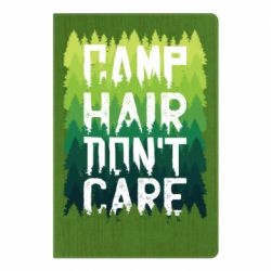 Блокнот А5 Camp hair don't care