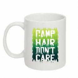 Кружка 320ml Camp hair don't care