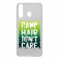 Чехол для Samsung A60 Camp hair don't care