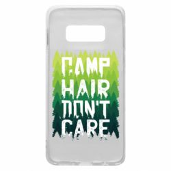 Чехол для Samsung S10e Camp hair don't care