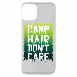 Чехол для iPhone 11 Camp hair don't care