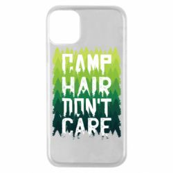 Чехол для iPhone 11 Pro Camp hair don't care