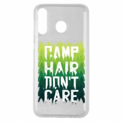 Чехол для Samsung M30 Camp hair don't care