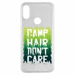Чехол для Xiaomi Redmi Note 7 Camp hair don't care