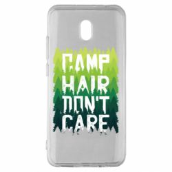 Чехол для Xiaomi Redmi 8A Camp hair don't care