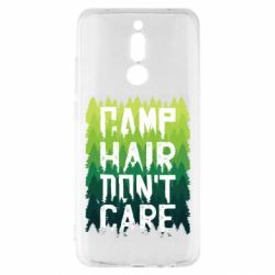 Чехол для Xiaomi Redmi 8 Camp hair don't care