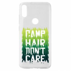 Чехол для Xiaomi Mi Play Camp hair don't care