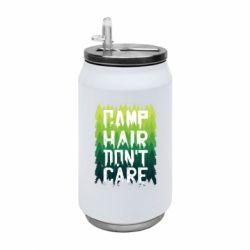 Термобанка 350ml Camp hair don't care