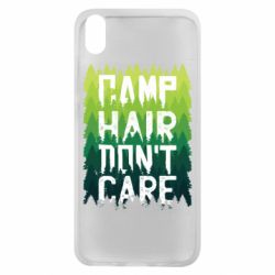 Чехол для Xiaomi Redmi 7A Camp hair don't care