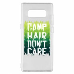 Чехол для Samsung Note 8 Camp hair don't care
