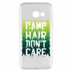 Чехол для Samsung A3 2017 Camp hair don't care