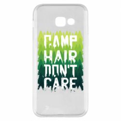 Чехол для Samsung A5 2017 Camp hair don't care