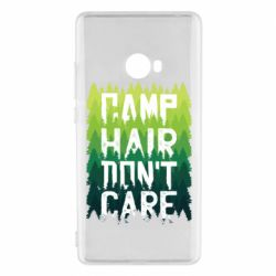 Чехол для Xiaomi Mi Note 2 Camp hair don't care