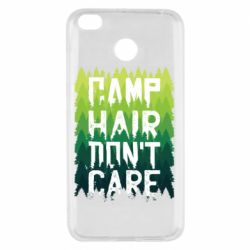 Чехол для Xiaomi Redmi 4x Camp hair don't care