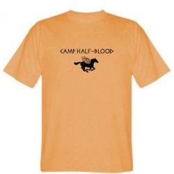 Мужская футболка Camp half-blood - FatLine