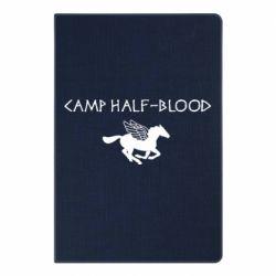 Блокнот А5 Camp half-blood