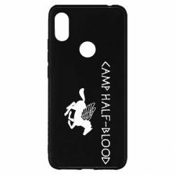 Чехол для Xiaomi Redmi S2 Camp half-blood