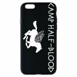 Чехол для iPhone 6/6S Camp half-blood