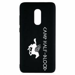 Чехол для Xiaomi Redmi Note 4 Camp half-blood