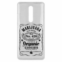 Чохол для Xiaomi Mi9T Cannabis label