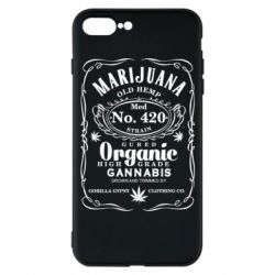 Чохол для iPhone 7 Plus Cannabis label