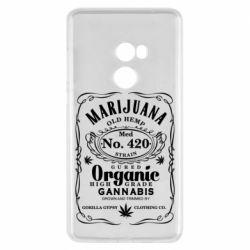Чохол для Xiaomi Mi Mix 2 Cannabis label