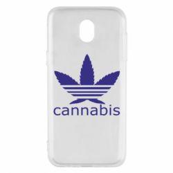 Чохол для Samsung J5 2017 Cannabis