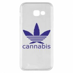 Чохол для Samsung A5 2017 Cannabis