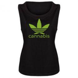 Майка жіноча Cannabis