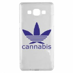 Чохол для Samsung A5 2015 Cannabis