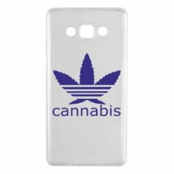 Чохол для Samsung A7 2015 Cannabis