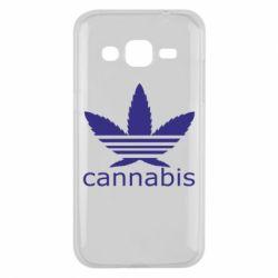 Чохол для Samsung J2 2015 Cannabis