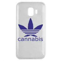 Чохол для Samsung J2 2018 Cannabis
