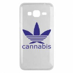 Чохол для Samsung J3 2016 Cannabis