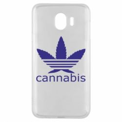 Чохол для Samsung J4 Cannabis