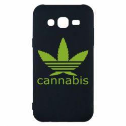 Чохол для Samsung J5 2015 Cannabis