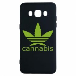Чохол для Samsung J5 2016 Cannabis