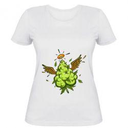 Жіноча футболка Cannabis